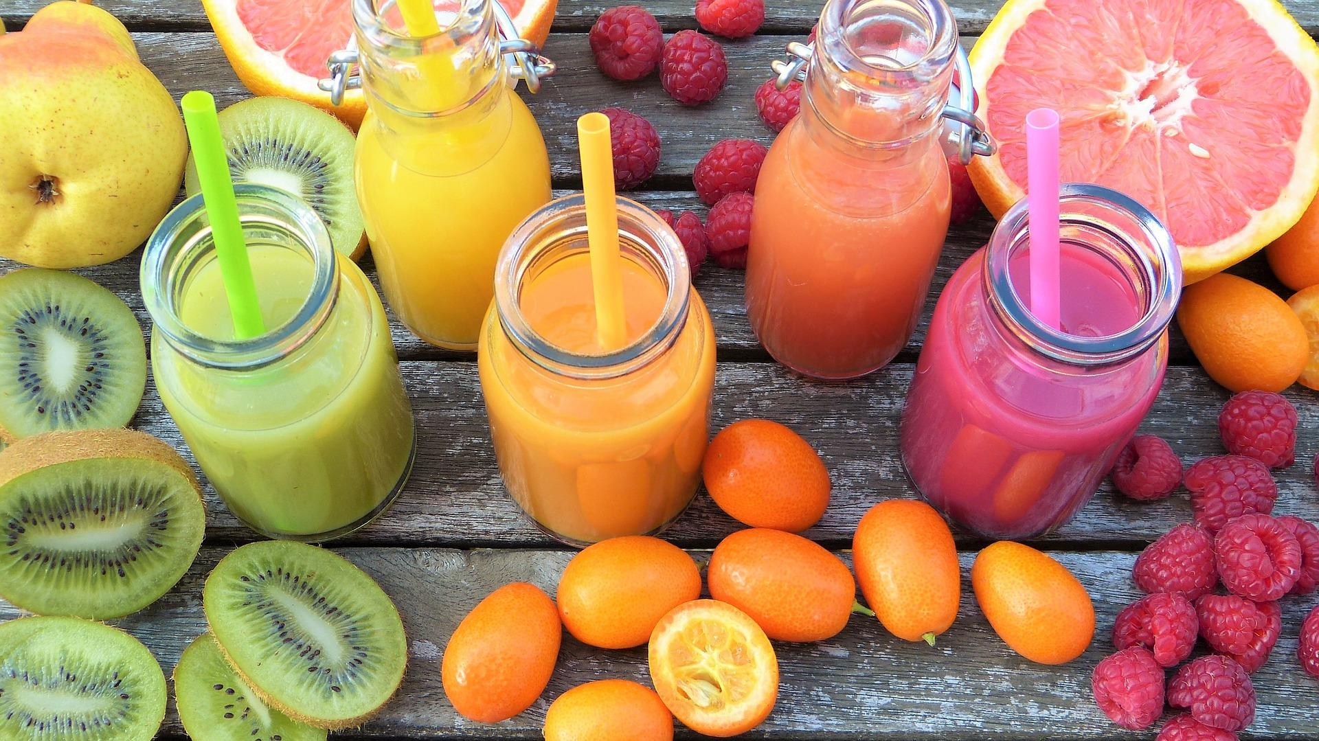 Juice diéta fogyás: eredmények vélemények